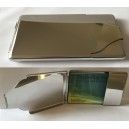 Silver Plated Business Card Holder 830