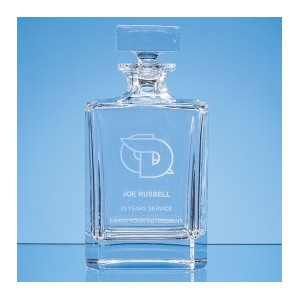 0.7ltr Crystal Berlinetta Spirit Decanter