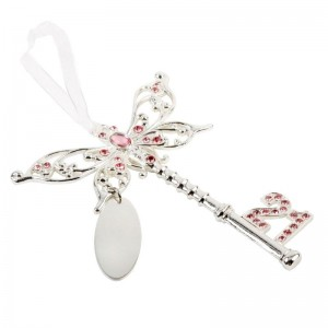 Juliana 21st Celebration Butterfly Key