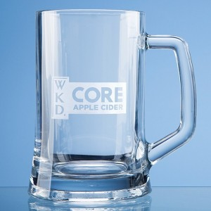 Plain Straight Sided Tankard
