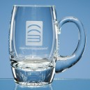 Crystal Plain Barrel Tankard (0.425ltr)