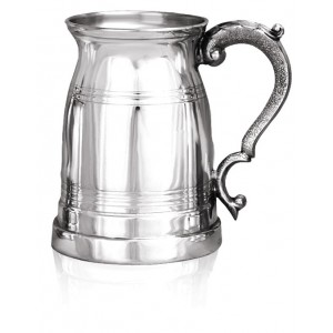 1 Pint, Double Banded, Tapered Tankard